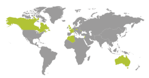 carte pays humeau